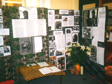 Remembering Olive exhibition
